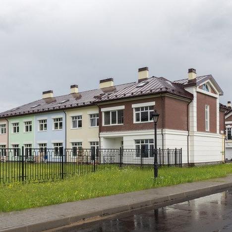 Александровский, жилой комплекс, июль 2016, ЛО