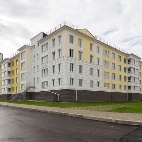 Александровский, жилой комплекс, май, 2016, СПб