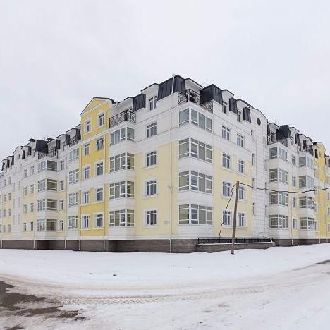 Александровский, жилой комплекс, 2016, март